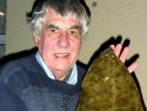 Derry Meyers Flounder 3lb 2oz 2017