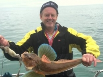 Ray Barron Tub Gurnard 4lb 12oz 2017