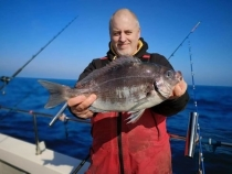 Tony Swain Boat Caught Black Bream 3lb 3oz 2019