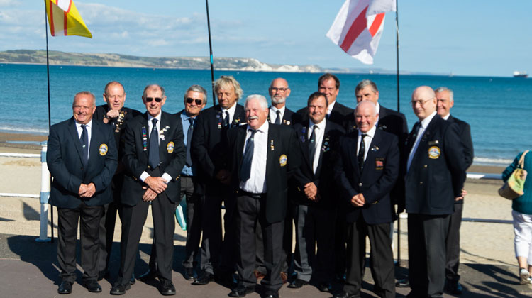 European Boat and Line Class Championships, Weymouth